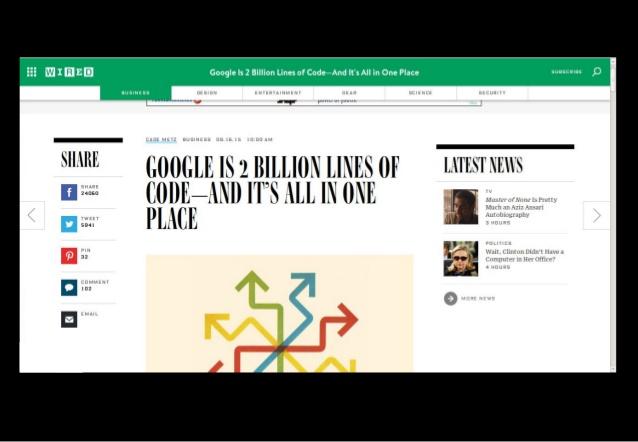 google-single-repo