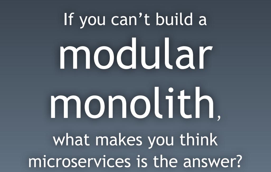modular-monolith